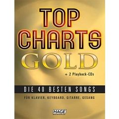 Hage Musikverlag Top Charts Gold 1