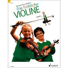 Schott Die fröhliche Violin Vol.3