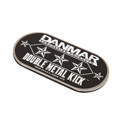 Danmar 210MKD Metal BD Doublepad