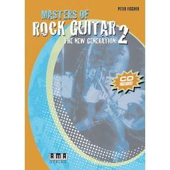 AMA Verlag Fischer Masters Rock Guitar 2