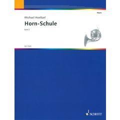 Schott Horn-Schule Vol.2 Höltzel