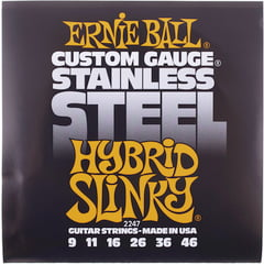 Ernie Ball 2247 Stainless Hybrid