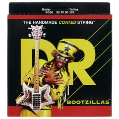 DR Strings Bootzilla Bass Strings BZ-50