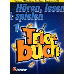 De Haske Hören Lesen Triobuch 1 (Tr)