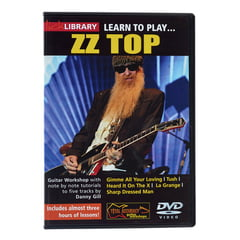 Roadrock International Learn To Play ZZ Top DVD