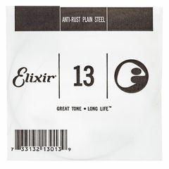 Elixir .013 Plain Steel