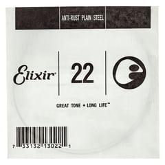 Elixir .022 Plain Steel