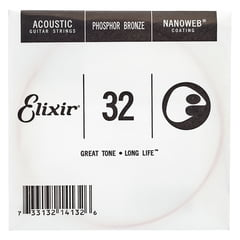 Elixir .032 Western Guitar Ph.