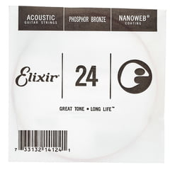 Elixir .024 Western Guitar Ph.