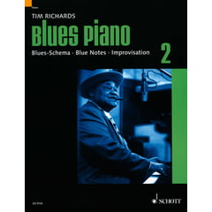 Schott T.Richards Blues Piano 2