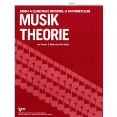 Neil A.Kjos Music Company Musik Theorie Band 4