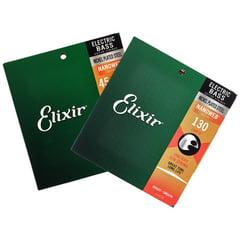 Elixir 45-130 5 String Set