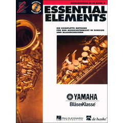 De Haske Essential Elements A-Sax 2