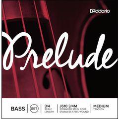 Daddario J610-3/4M Prelude Bass 3/4