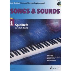 Schott Spielheft Songs & Sounds 1