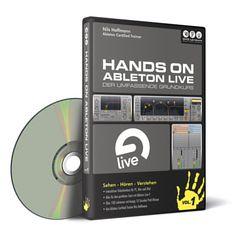 DVD Lernkurs Tutorial Hands On Live Vol.1