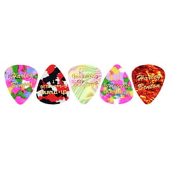 Harley Benton Guitar Pick Thin 5 Pack