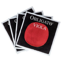 Pirastro Obligato Viola Strings Strong