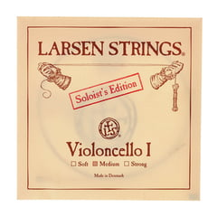 Larsen Cello String A Soloist Medium