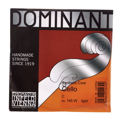 Thomastik Dominant C Cello 4/4 light