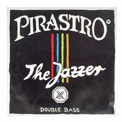 Pirastro The Jazzer E Bass medium