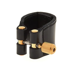 Vandoren Ligature Alto Sax Leather