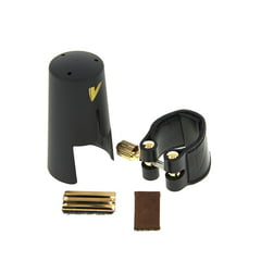Vandoren Ligature Leather Soprano Sax