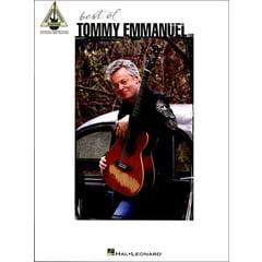 Hal Leonard Tommy Emmanuel Best Of Guitar