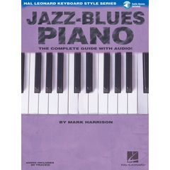 Hal Leonard Jazz-Blues Piano