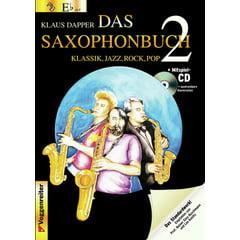 Voggenreiter Das Saxophonbuch Vol.2 A-Sax