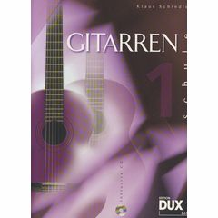 Edition Dux Gitarrenschule Bd.1