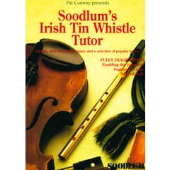 Waltons Irish Music Soodlum's Irish Tinwhistle