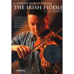 Waltons Music The Irish Fiddle