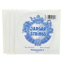 Jargar Cello Strings Silver Medium