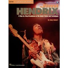 Hal Leonard Jimi Hendrix Signature Licks