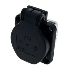 PCE Mounting Power Socket Black