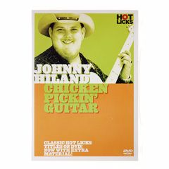 Hot Licks Johnny Hiland Chicken (DVD)