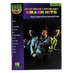 Hal Leonard Bass Play-Along Jimi Hendrix
