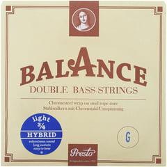 Presto Balance Hybrid 3/4L Strings