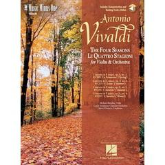 Music Minus One Vivaldi Vier Jahreszeiten VL