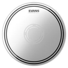 "Evans 13"" EC Edge Control Snare RD"