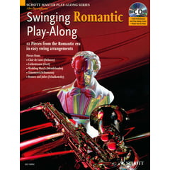 Schott Swinging Romantic Play A-Sax