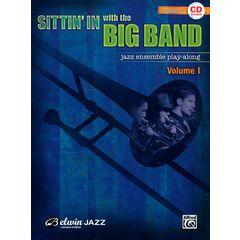 Belwin Jazz Sittin 'In Big Band Trombone
