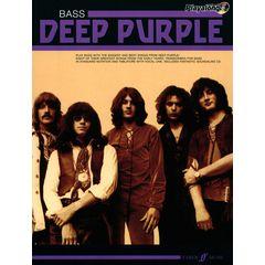 Faber Music Deep Purple Bass Play-Along