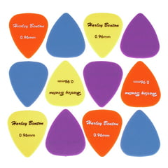 Harley Benton Nylon Player Pick Set 0,96mm
