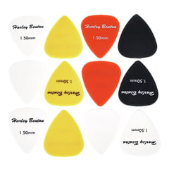 Harley Benton Nylon Player Pick Set 1,5mm