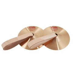 """Paiste 2002 04"""" Accent Cymbal Pair"""