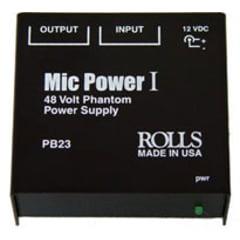 Rolls PB 23