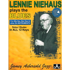 Jamey Aebersold Lennie Niehaus Plays (A-Sax)