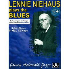 Jamey Aebersold Niehaus Plays The Blues Bb